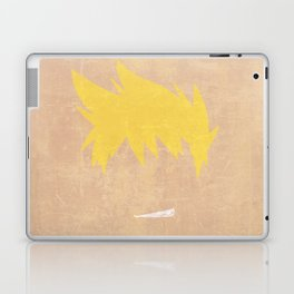 Minimalist Kittan Laptop & iPad Skin