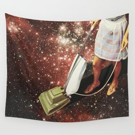 Star-dust - Vacuum cleaner Wall Tapestry