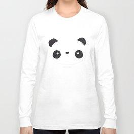 Panda in love Long Sleeve T-shirt