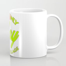 The Only Gay In The Village Coffee Mug