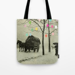 Christmas Day Tote Bag