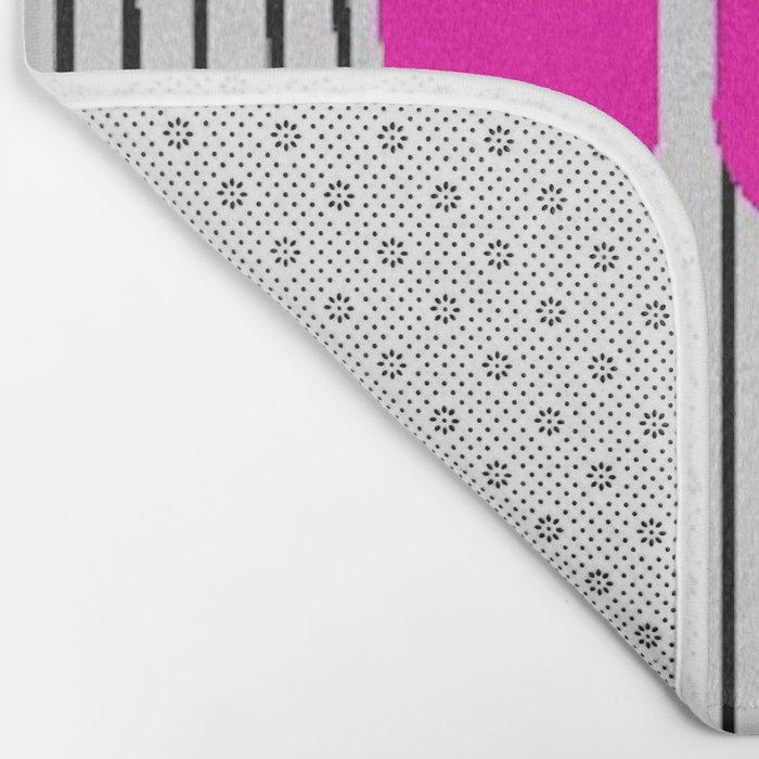 Pussyhat project design 5 Bath Mat