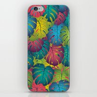 not all those who wander are lost iPhone & iPod Skins featuring Not all those who wander are lost by Attitude Creative