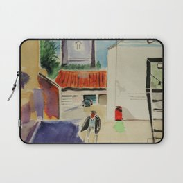 South of France Laptop Sleeve