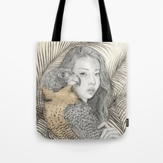 There Are Spies Among Us Tote Bag