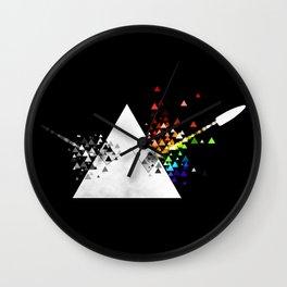 Stop-Motion Wall Clock