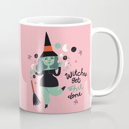 Witches get Shit Done Coffee Mug