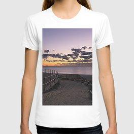 Burning Sunrise T-shirt
