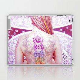 Chakra Path Laptop & iPad Skin