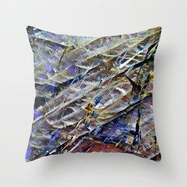 Rainy 2017 Throw Pillow