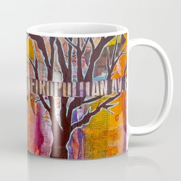 Finding My Way (The Path to Self Discovery/Actualization) Coffee Mug