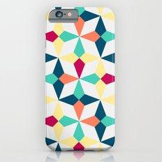 FloralGeometric Slim Case iPhone 6s