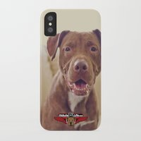cookie iPhone & iPod Cases featuring Cookie by Pit Bulls for Life