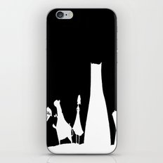 Meow Cat iPhone & iPod Skin
