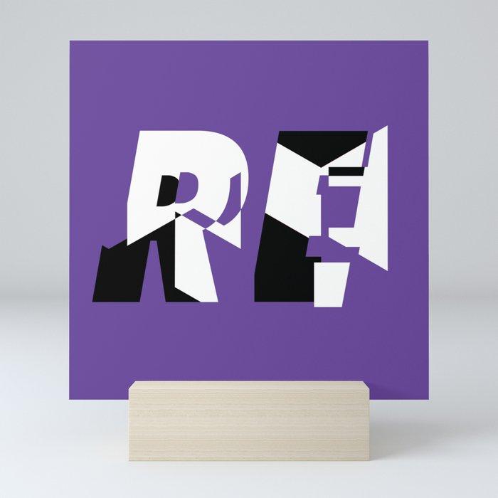 Reinterpretation Mini Art Print