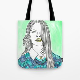 Stay Real Tote Bag