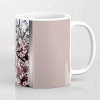 destiny Mugs featuring Destiny (Japan) by Julie Maxwell