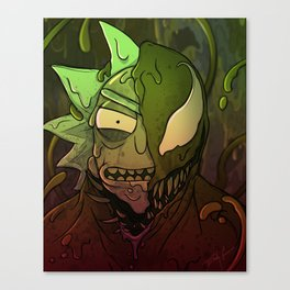 We are TOXIN Canvas Print