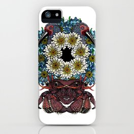 Supersymmetry iPhone Case