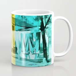 Sarasota Series Wash Day Coffee Mug
