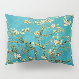 Vincent Van Gogh Blossoming Almond Tree Pillow Sham