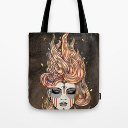 Died Young, Stayed Pretty Tote Bag