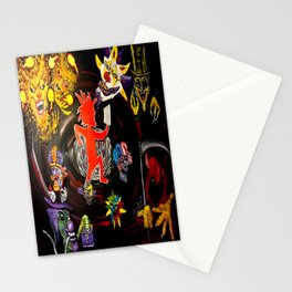 I.C.P Joker Ignited Stationery Cards