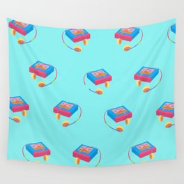 Back To The 90's Wall Tapestry
