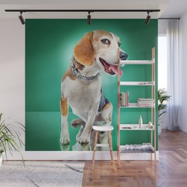 Super Pets Series 1 - Super Buckley Wall Mural