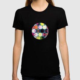 Tivoli Colourful Pattern  T-shirt