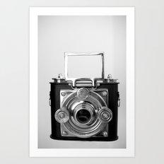 Photo App. Art Print