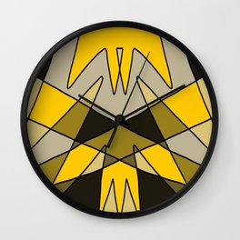 Pincer Wall Clock