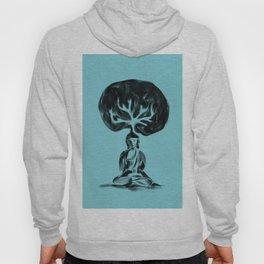 Cool Buddha - Moods of blue Hoody