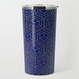 Hexagold Travel Mug