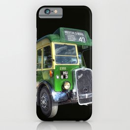 Vintage Bus iPhone Case