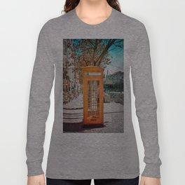 Phone booth Long Sleeve T-shirt