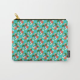 Teal my heart Carry-All Pouch