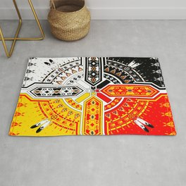 The Four Directions Rug