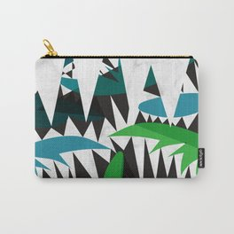 Tropics Marble Mountains Carry-All Pouch