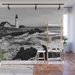 Portland Head Lighthouse Wall Mural