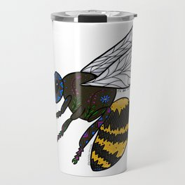 To Bee or Not To Bee Travel Mug