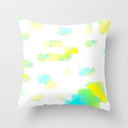 Cellularization Throw Pillow