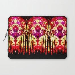 Sunset Stain Glass Laptop Sleeve