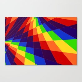 """ROY G Biv - """"Another Look"""" Canvas Print"""