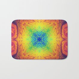 Psychedelic Two Bath Mat