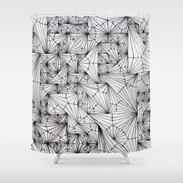 Ivy Web Shower Curtain