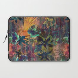 Haleiwa Tropical Orange Laptop Sleeve