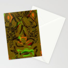 Twisted Anger Stationery Cards