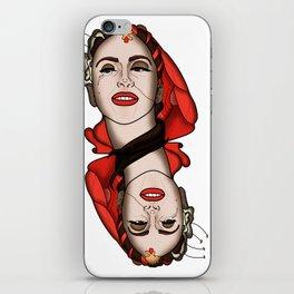 #spreadLOVE iPhone Skin