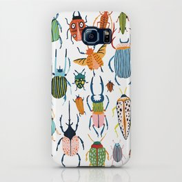 Woodland Beetles iPhone Case
